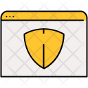 Security Window Webpage Icon