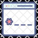 Crime App Password Icon