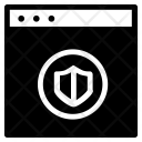 Security Webpage Website Icon