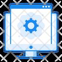 Page Optimization Webpage Setting Web Setting Icon