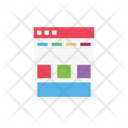 Webpage Template Icon