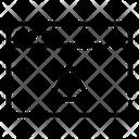 Webpage Warning Icon