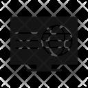 Webpage Web Browser Icon