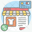 Webshop Online Shopping Web Shopping Icon