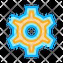Webshop Working Internet Icon