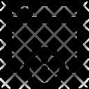 M Webpage Error Icon