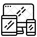 Website Design Responsive Icon