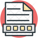 Website Template Webpage Icon