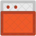 Website Browser Domain Icon
