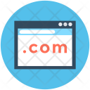 Website Domain Value Icon
