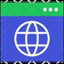 Website Web International Icon