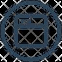 Social Website Browser Icon