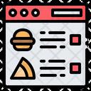 Website Web Online Icon
