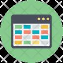 Website Widgets Application Icon