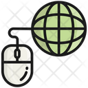 Website Internet Globe Icon