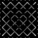 Website Dollar Shield Icon