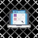 Online Website Cursor Icon