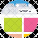 Website Web Page Icon