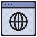 Website Webpage Browser Icon