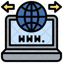 Website Computing Browser Icon