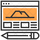 Website Graphic Marketing Icon
