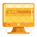 Website Access Icon