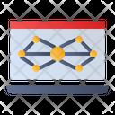 Website Algorithm Website Algorithm Icon