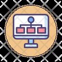 Website Algorithm Algorithm Website Icon