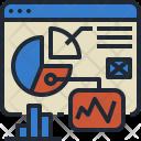 Website Analysis Web Icon