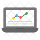 Web Analytics Statistics Icon