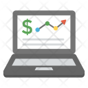 Web Analytics Statistics Icon