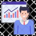 Website Analytics Icon
