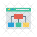 Connection Browser Network Icon
