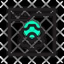 Web Design Development Icon