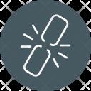 Website Broken Link Icon