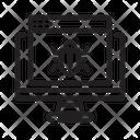 Bug Page Web Icon