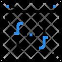 Coding Website Development Icon