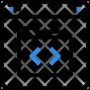 Code Website Coding Icon
