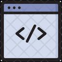 Website Coding Cloud Programming Programming Icon