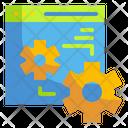Website Configuration Icon