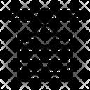 Web Site Construction Icon