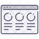 Website content Icon