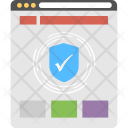 Website data Protection Icon