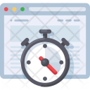 Website deadline Icon