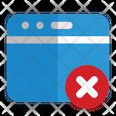 Skip Website Security Notice Icon