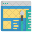 Web Design Programming Icon