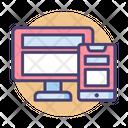 Website Design Web Developement Web Design Icon