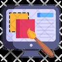 Website Designing Icon