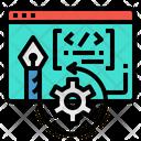 Website Seo Web Icon