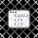 Code Script Html Icon